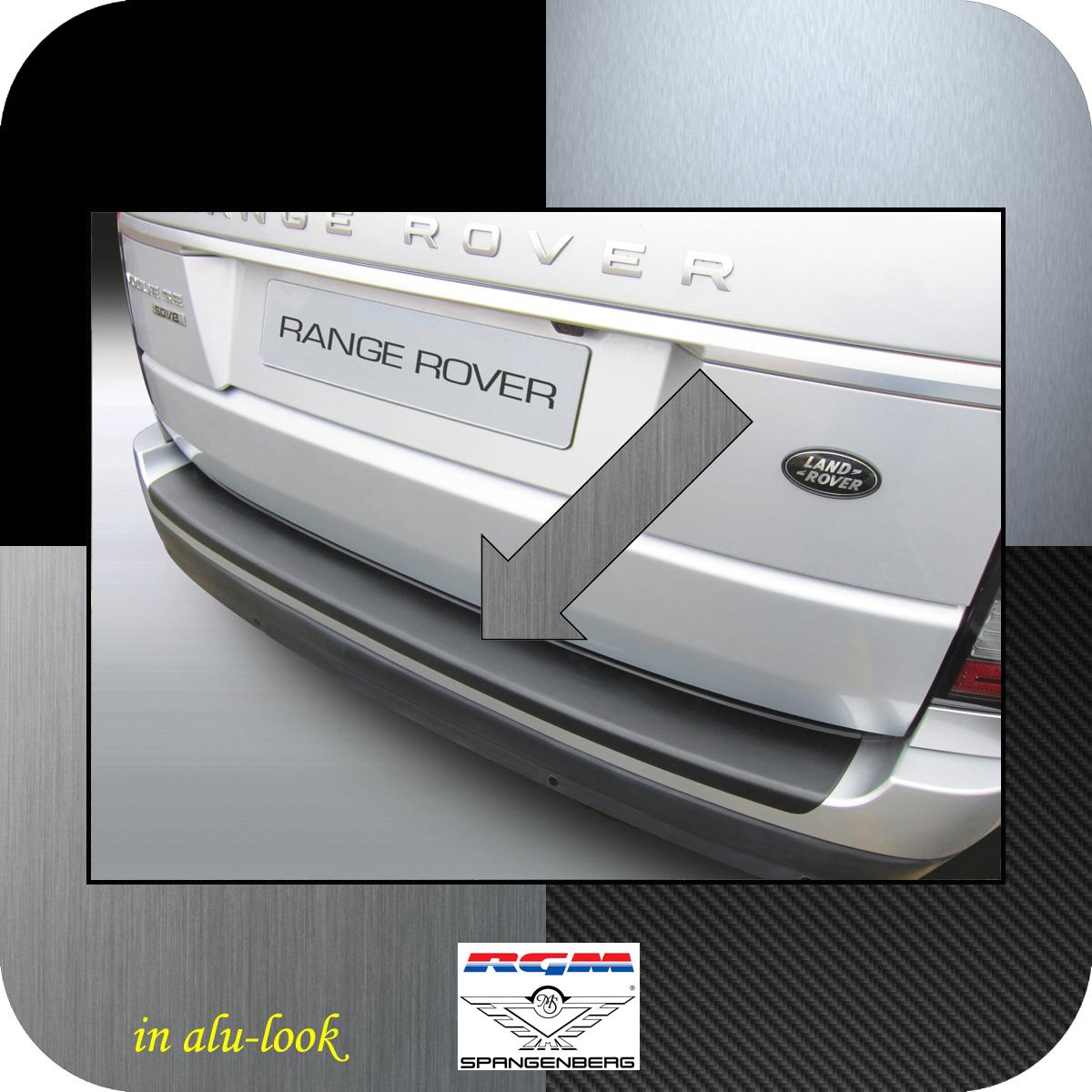 Ladekantenschutz Alu-Look Land Rover Range Rover IV Vogue ab 2012- 3504892