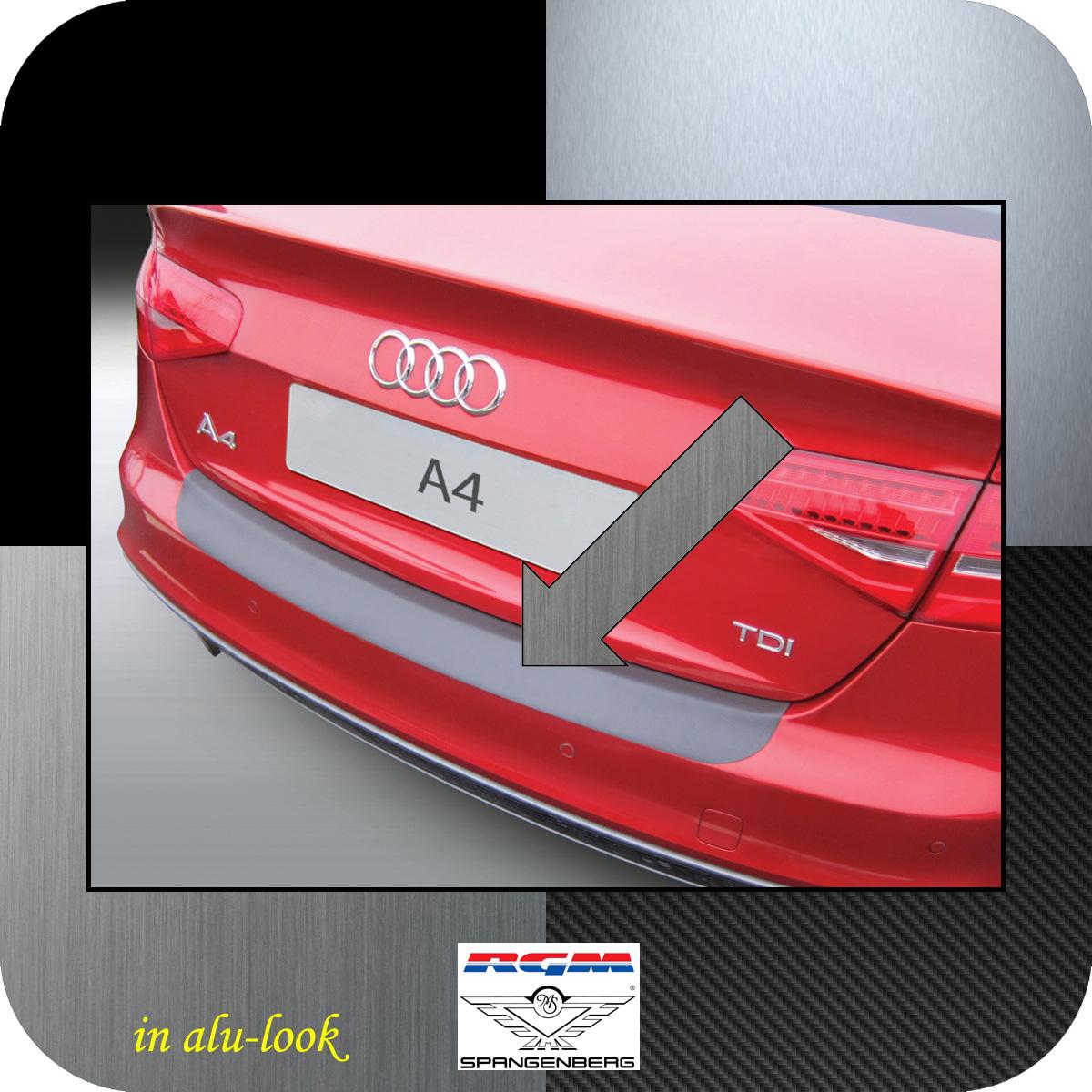 Ladekantenschutz Alu-Look Audi A4 B8 Limousine facelift 2012-2015 3504905