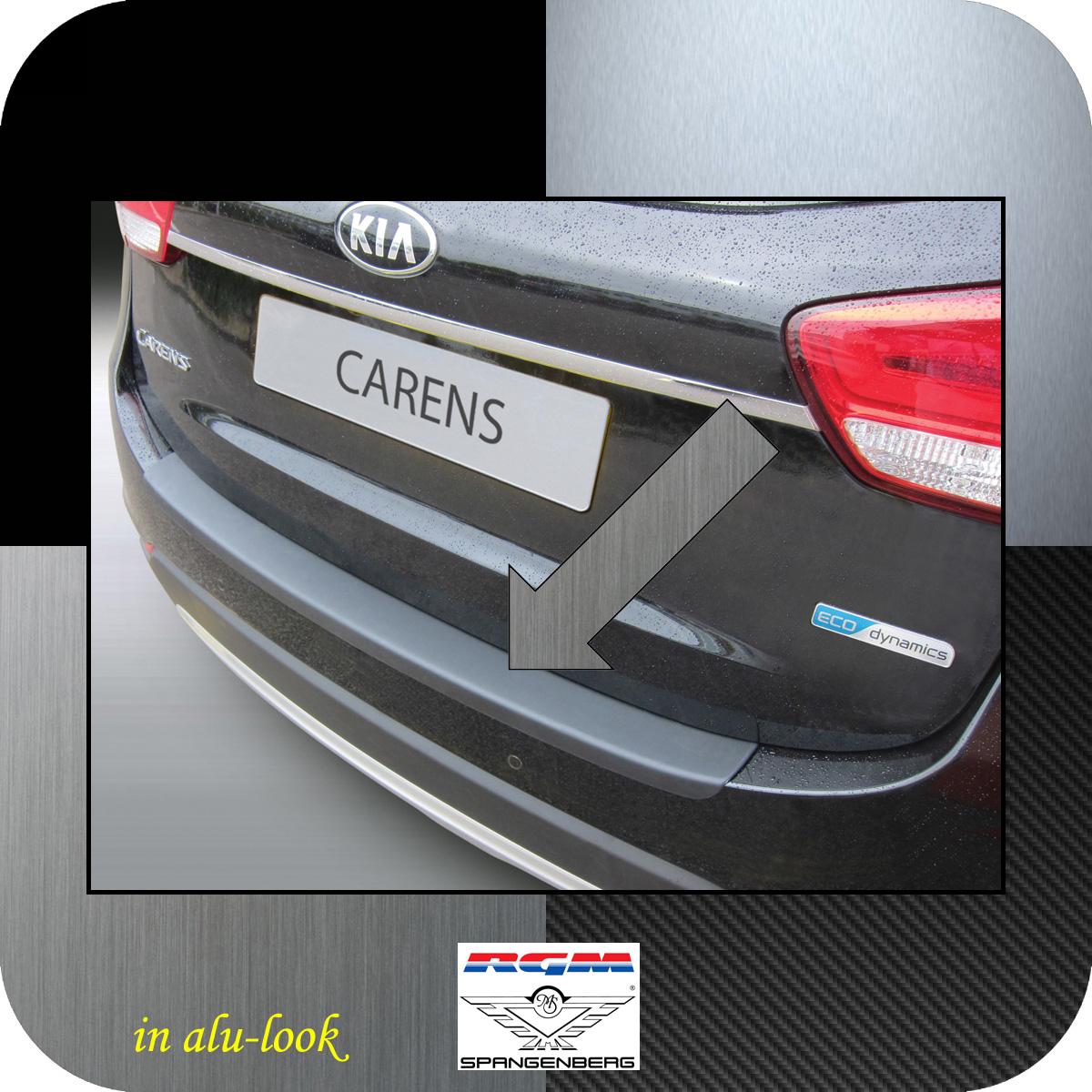 Ladekantenschutz Alu-Look Kia Carens IV Kombi ab 10.2016- 3504984