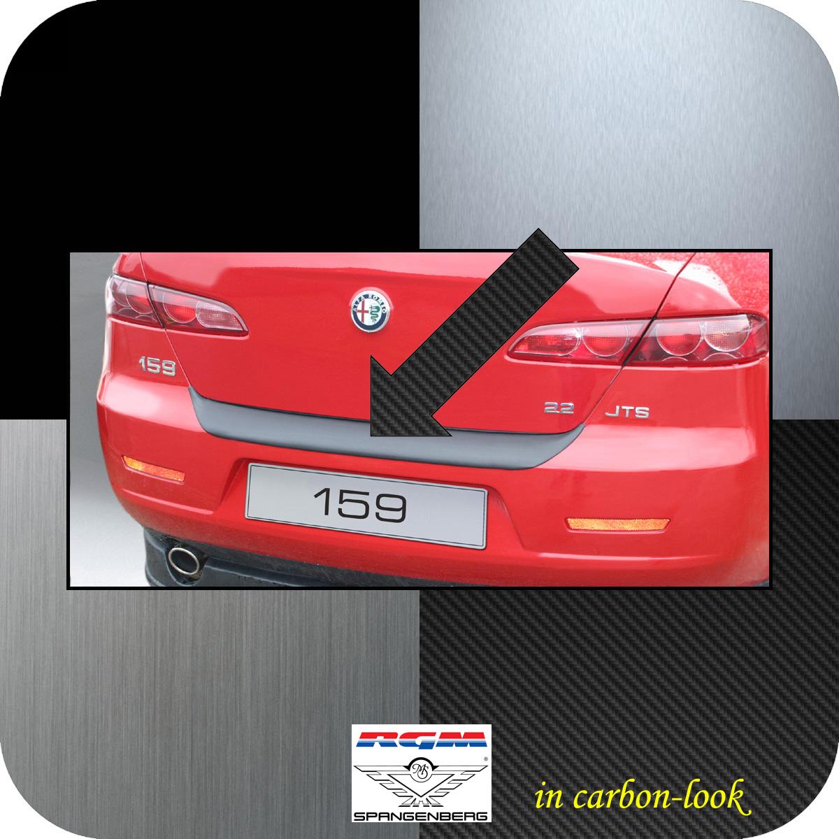 Ladekantenschutz Carbon-Look Alfa Romeo 159 Limousine 4-Türer 2005-11 3509131