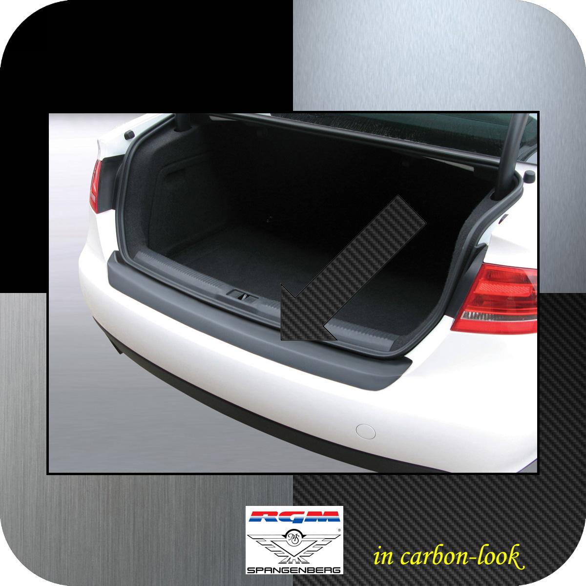 Ladekantenschutz Carbon-Look Audi A4 B8 Limousine vor facelift 2007-11 3509158