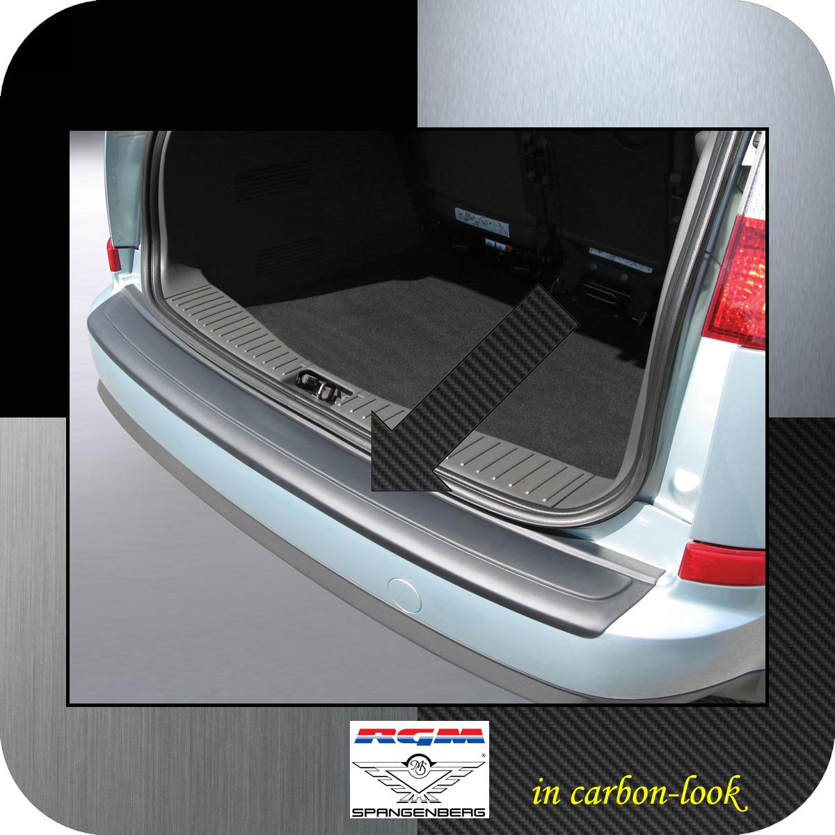 Ladekantenschutz Carbon-Look Ford C-MAX I Van Kombi ab facelift 2007-10 3509175