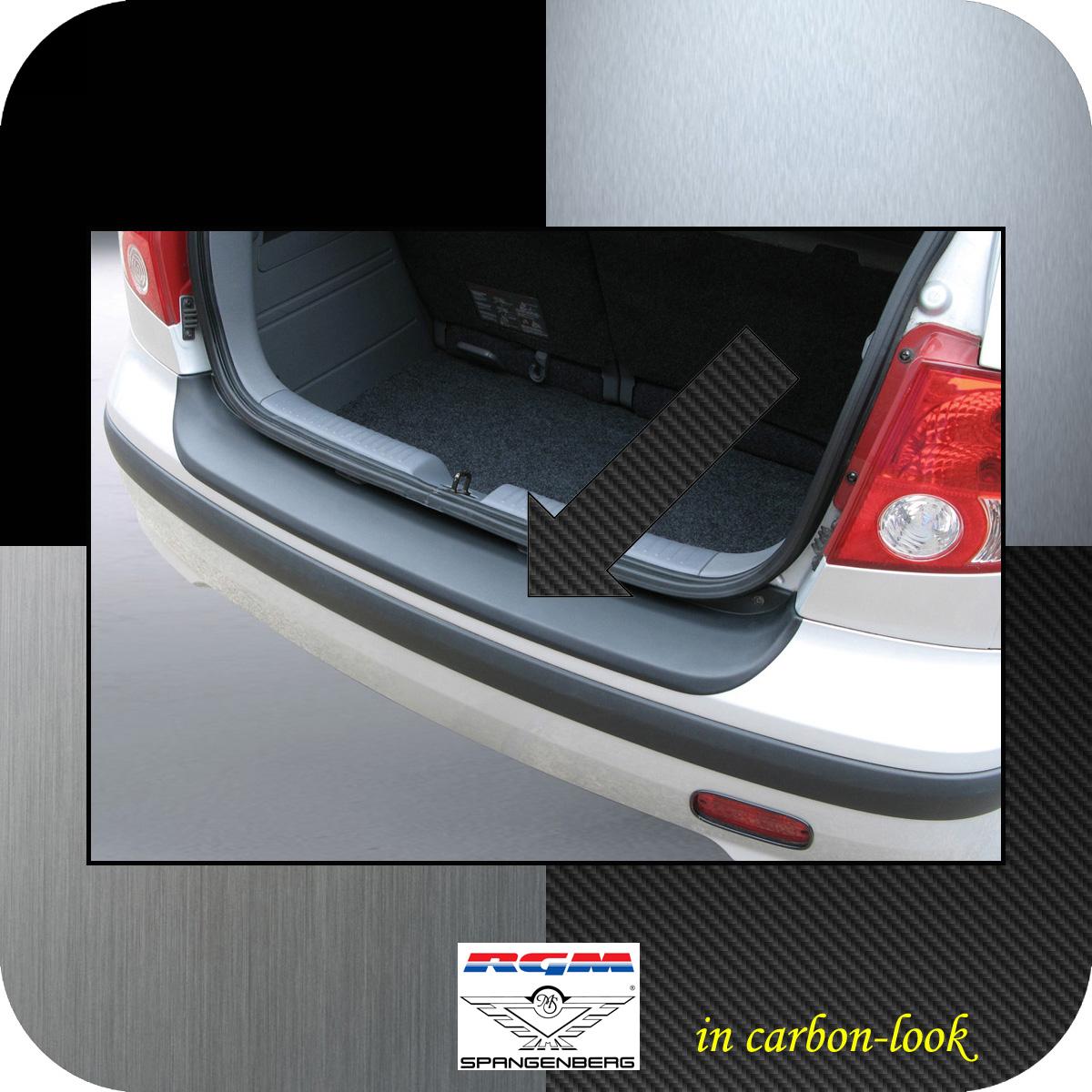 Ladekantenschutz Carbon-Look Hyundai Getz Schrägheck vor Mopf 2002-05 3509211