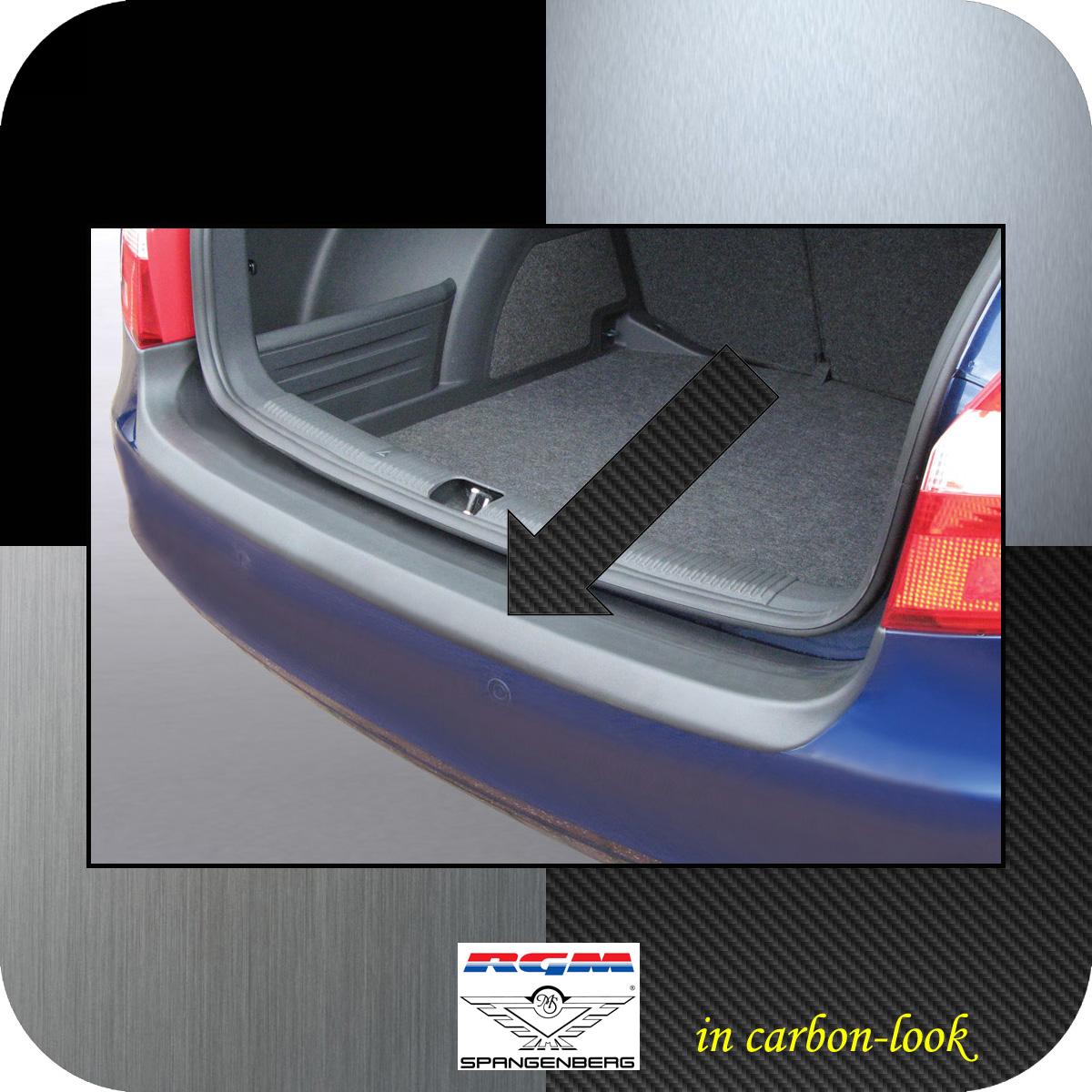 Ladekantenschutz Carbon-Look Skoda Fabia Combi II Kombi vor Mopf 2007-10 3509245