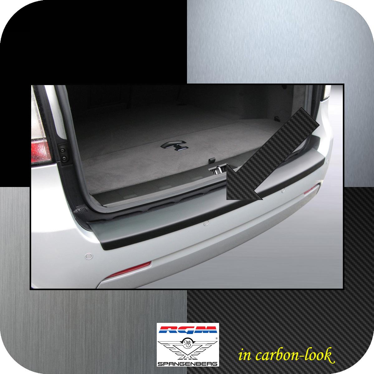 Ladekantenschutz Carbon-Look Saab 9-3 II SportCombi vor facelift 2005-07 3509402