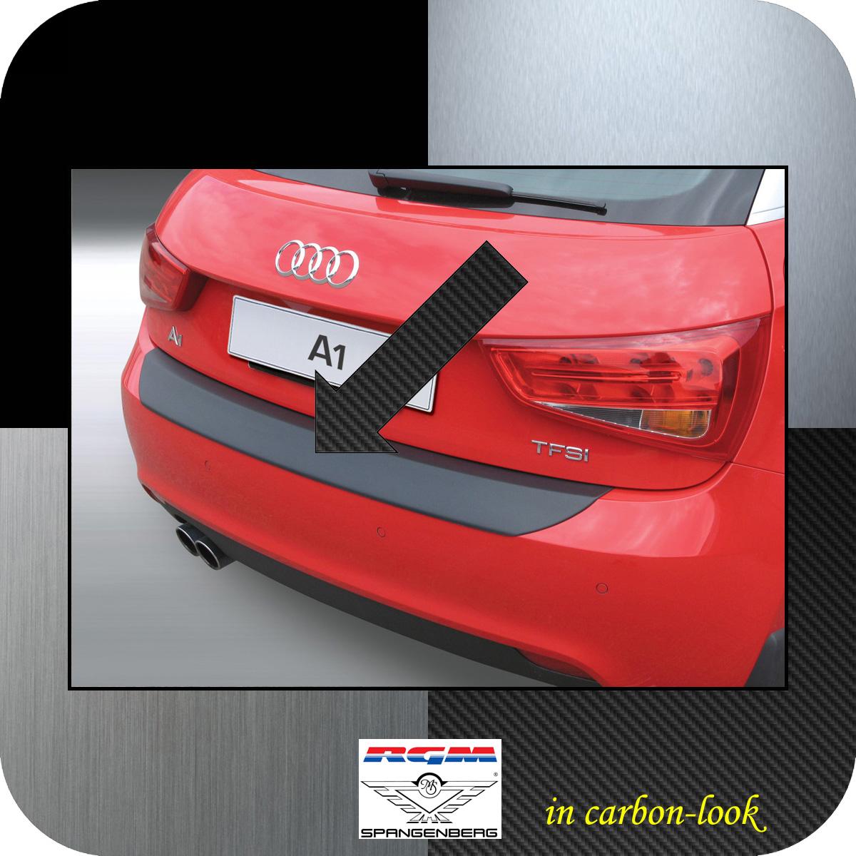 Ladekantenschutz Carbon-Look Audi A1 auch Sportback vor facelift 2010-14 3509513