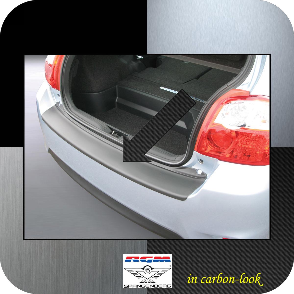 Ladekantenschutz Carbon-Look Toyota Auris I Schrägheck ab Mopf 2010-2012 3509515