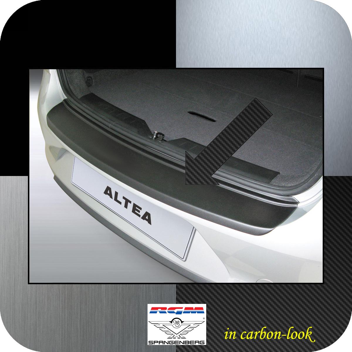 Ladekantenschutz Carbon-Look Seat Altea Van Kombi ab facelift 2009-2015 3509518