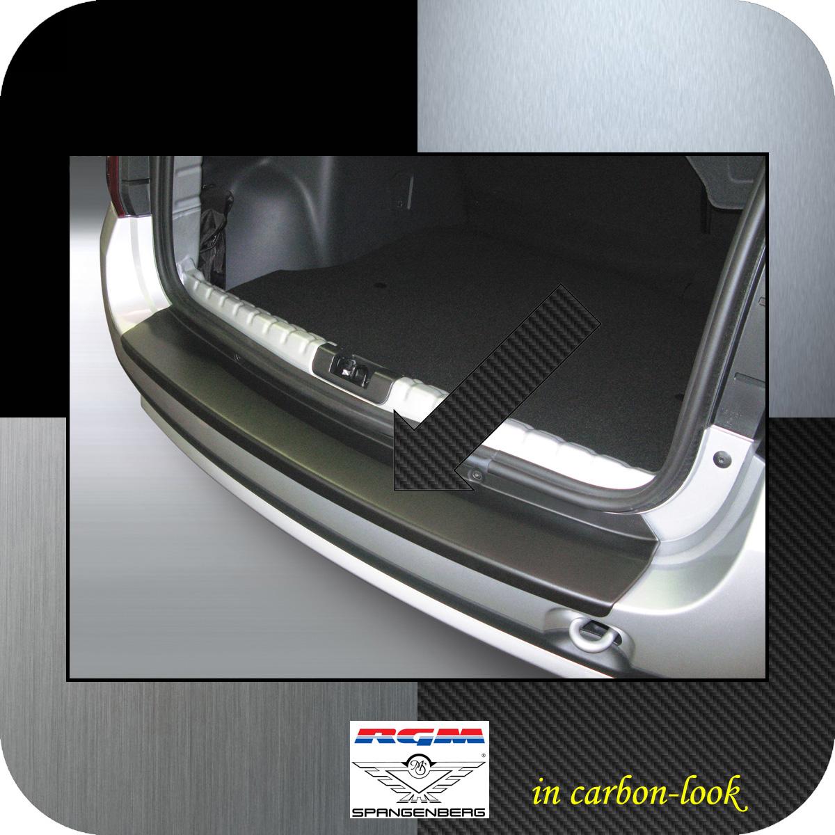 Ladekantenschutz Carbon-Look Dacia Duster I SUV 1 Gen 5-Türer 2010-18 3509544