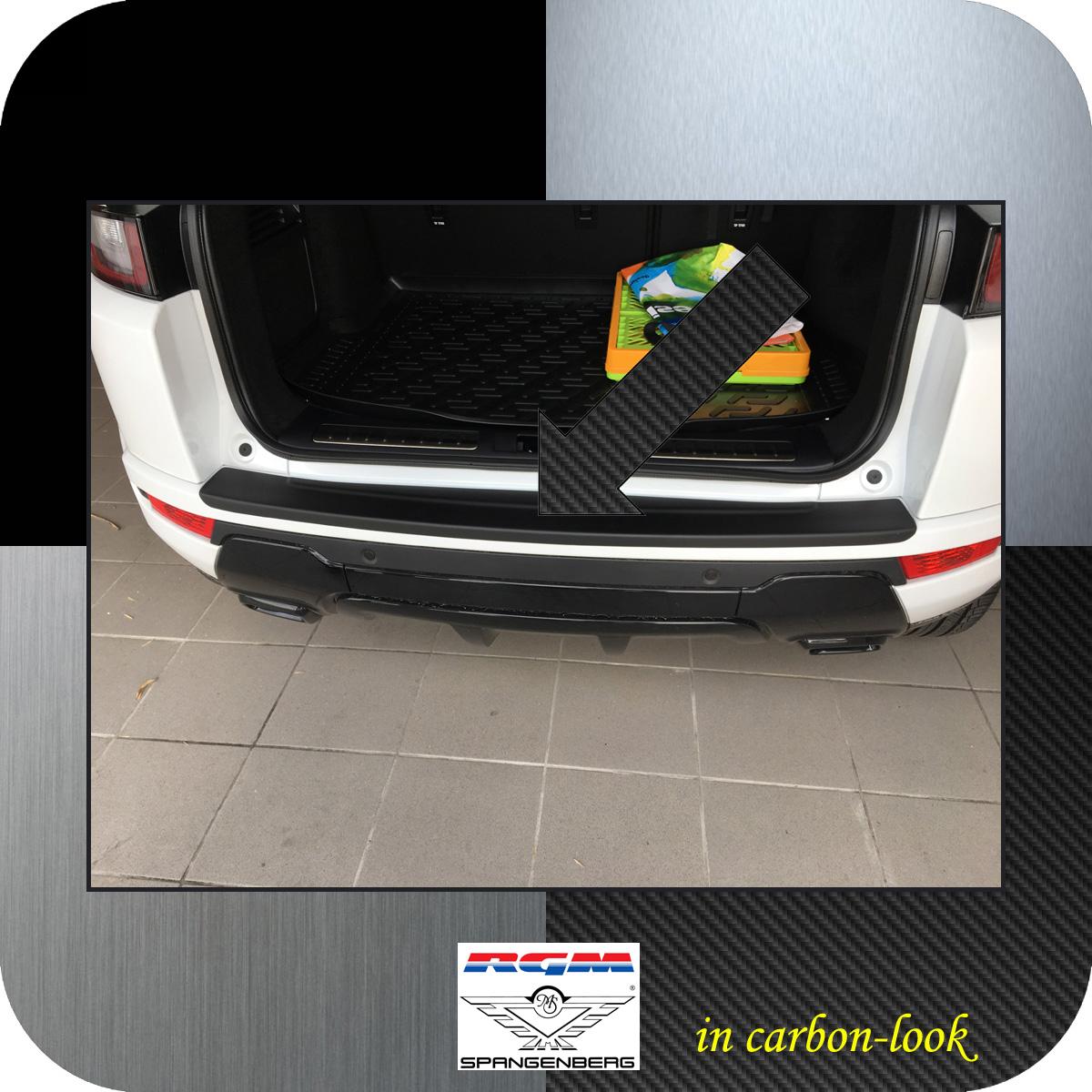 Ladekantenschutz Carbon-Look Land Rover Range Rover Evoque 5-Türer 2011- 3509565