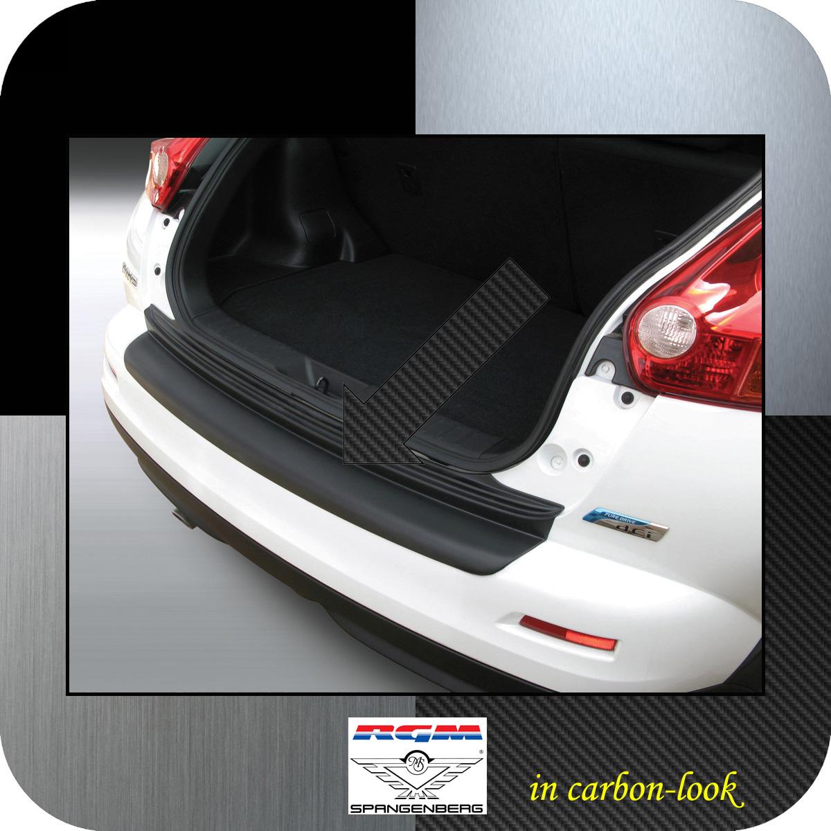 Ladekantenschutz Carbon-Look Nissan Juke SUV Kombi vor facelift 2010-14 3509581