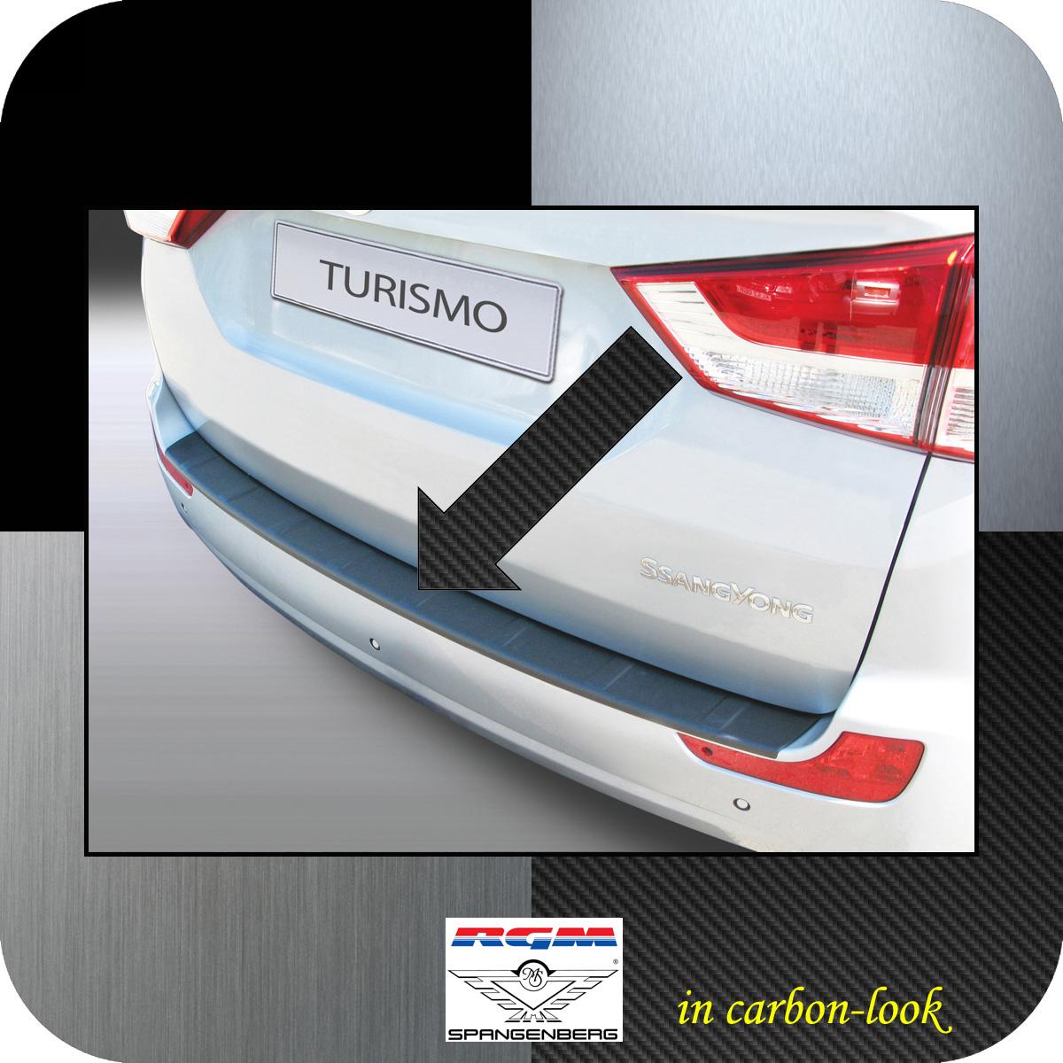 Ladekantenschutz Carbon-Look SsangYong Rodius II Turismo Van ab 2013- 3509615