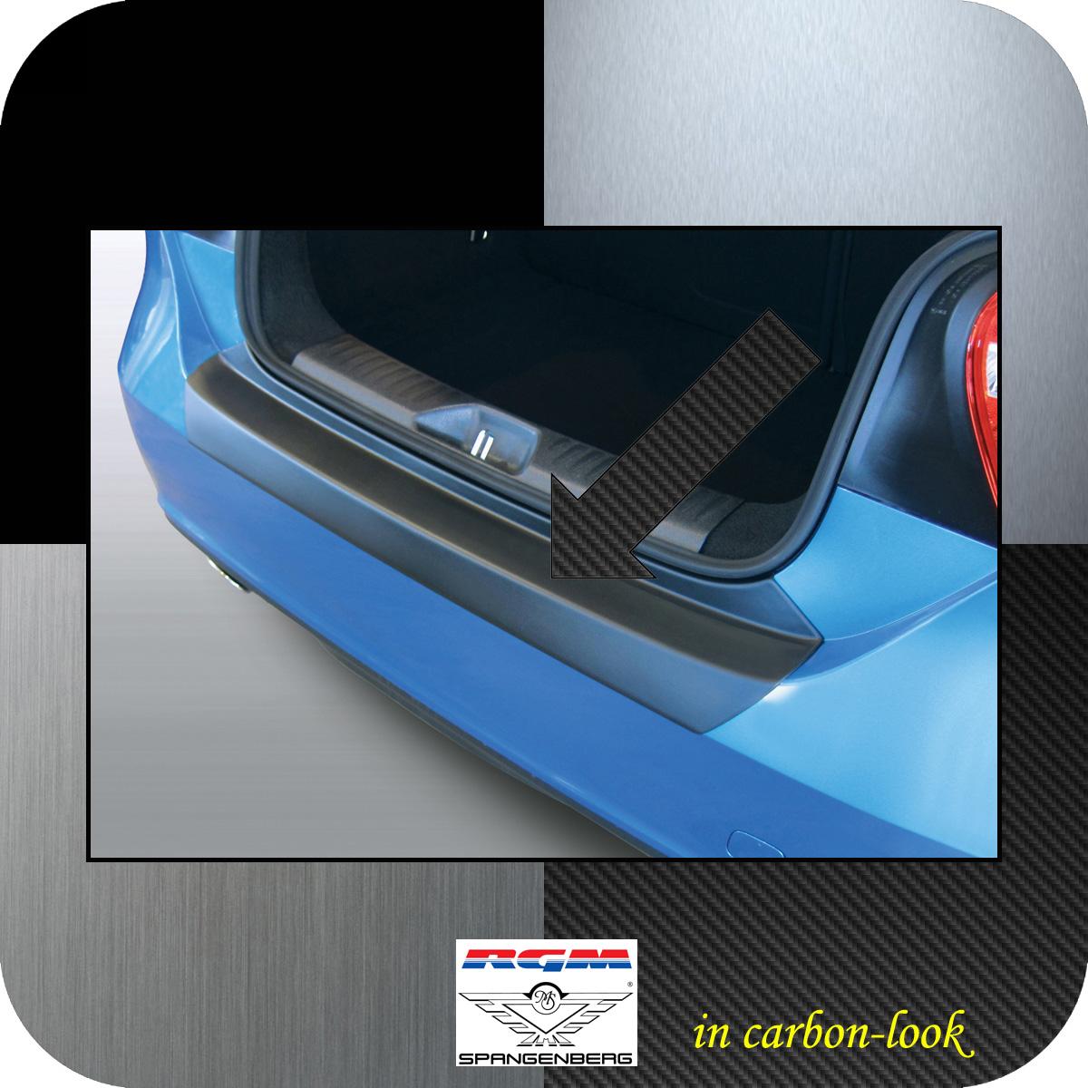 Ladekantenschutz Carbon-Look Mercedes A-Klasse W176 Schrägheck ab 2012- 3509619