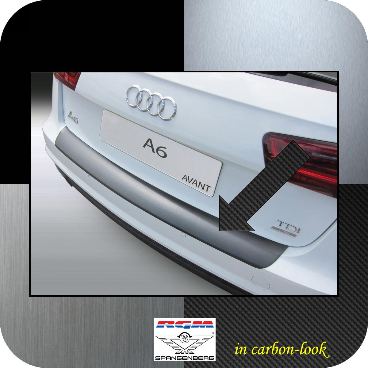 Ladekantenschutz Carbon-Look Audi A6 C7 Avant auch S-Line 2016-18 not RS 3509679