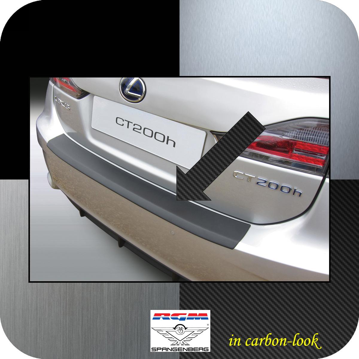 Ladekantenschutz Carbon-Look Lexus CT 200h 5-Türer ab facelift 2014- 3509728