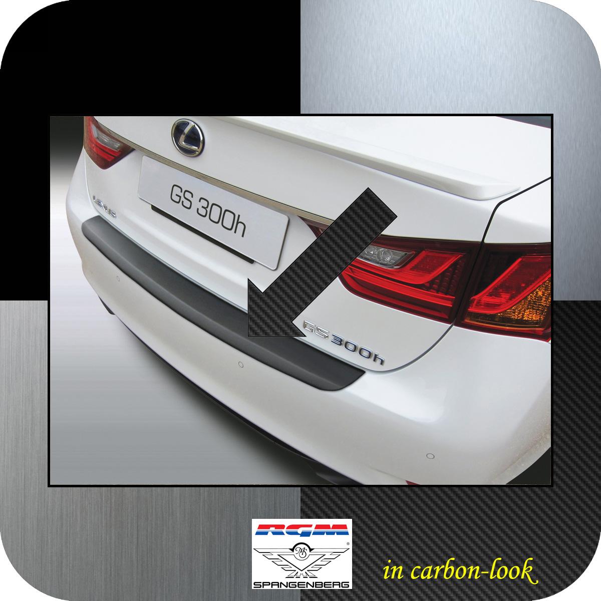 Ladekantenschutz Carbon-Look Lexus GS IV Limousine ab Baujahr 2012- 3509730