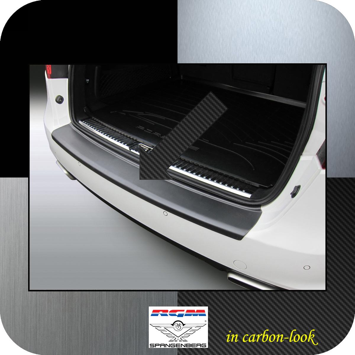 Ladekantenschutz Carbon-Look für Porsche Cayenne SUV vor Mopf 2010-2014 3509755