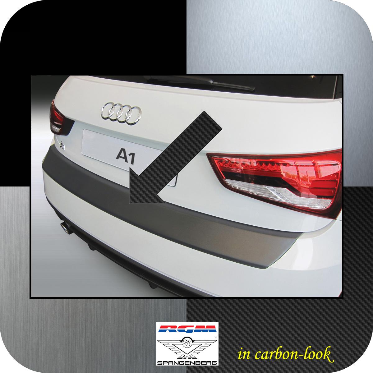 Ladekantenschutz Carbon-Look Audi A1 auch Sportback facelift 2015-2018 3509887