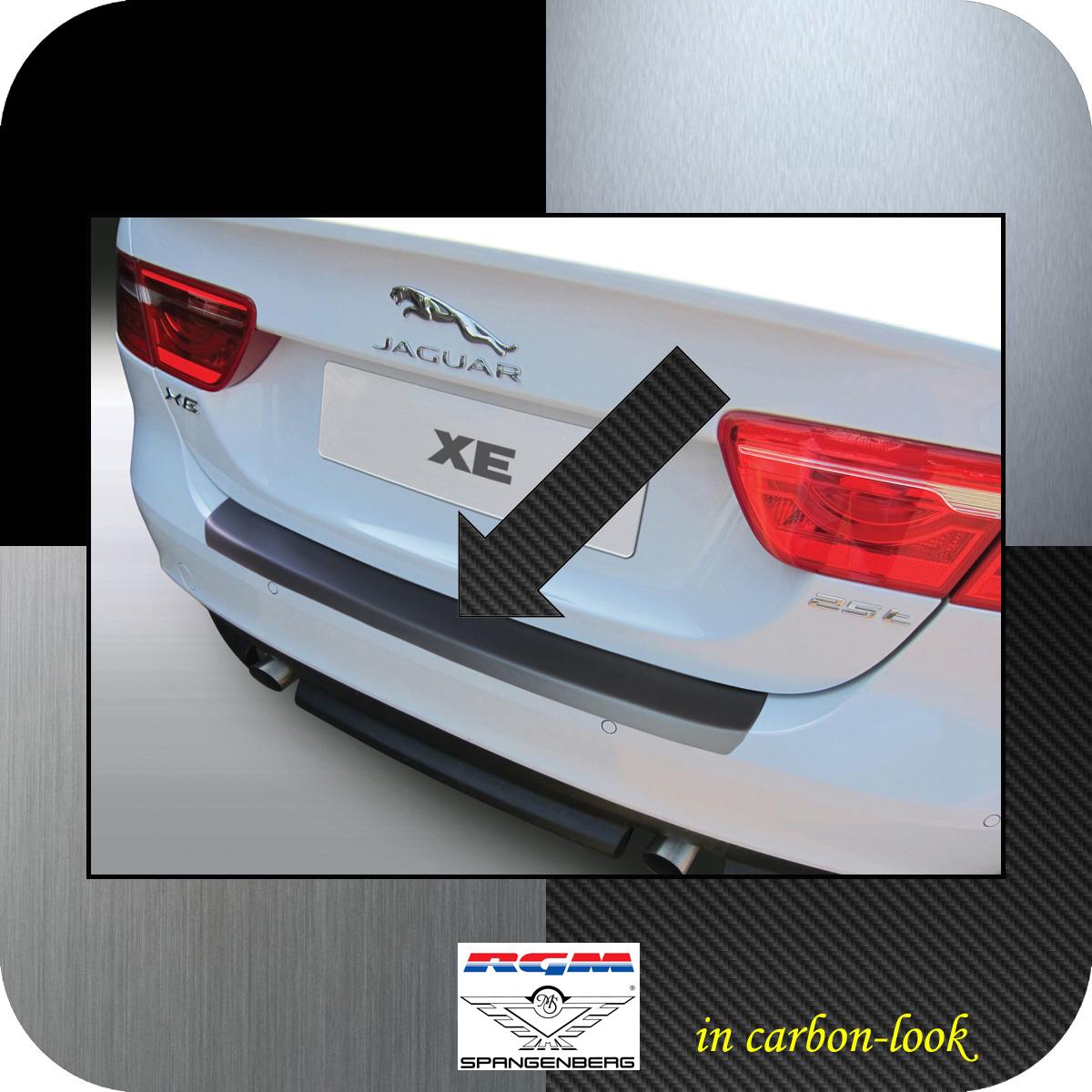 Ladekantenschutz Carbon-Look Jaguar XE Limousine 4-Türer X760 ab 2015- 3509891