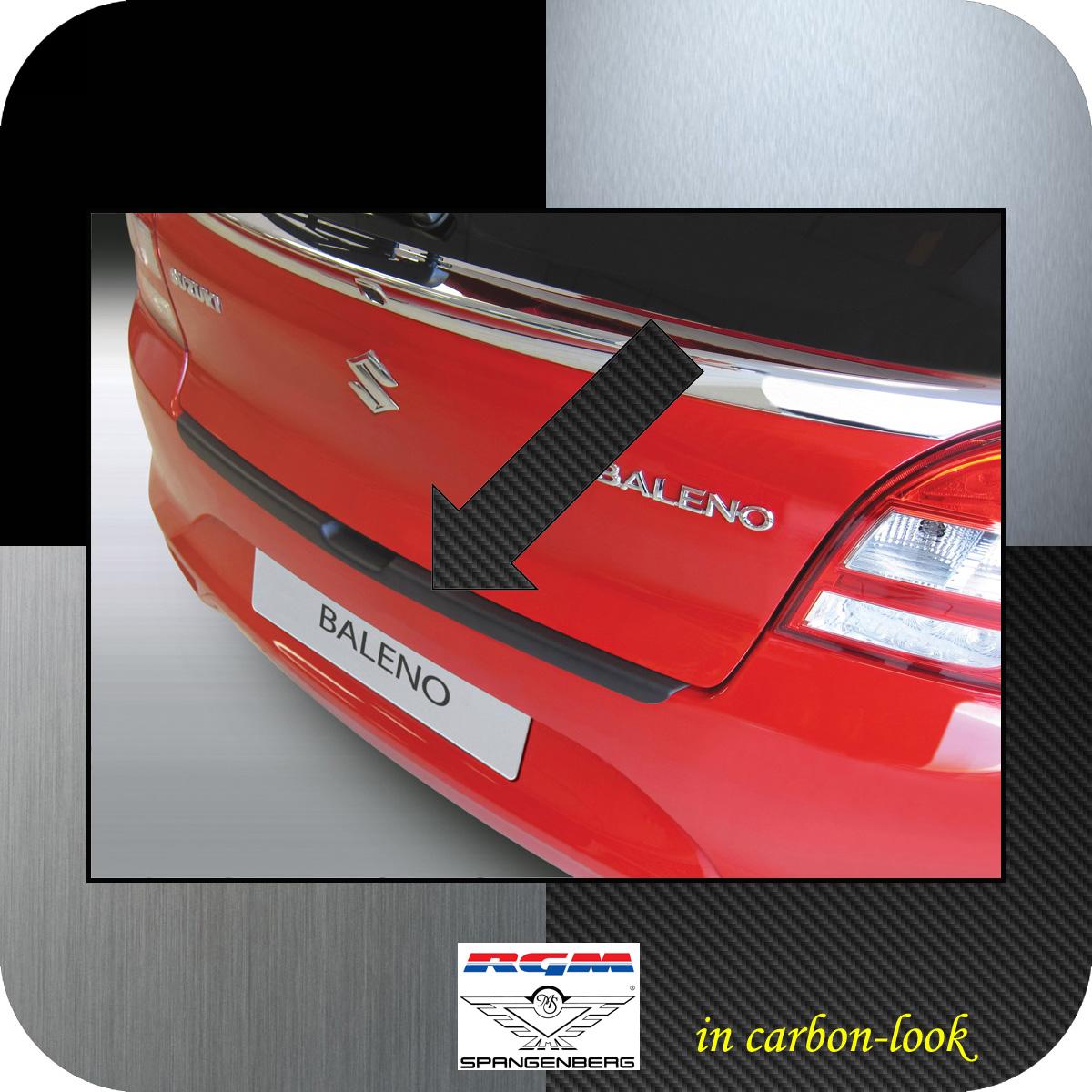 Ladekantenschutz Carbon-Look Suzuki Baleno II Schrägheck ab  04.2016- 3509936