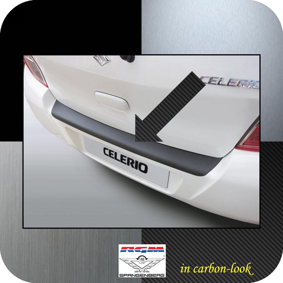 Ladekantenschutz Carbon-Look Suzuki Celerio Schrägheck ab 03.2014- 3509937