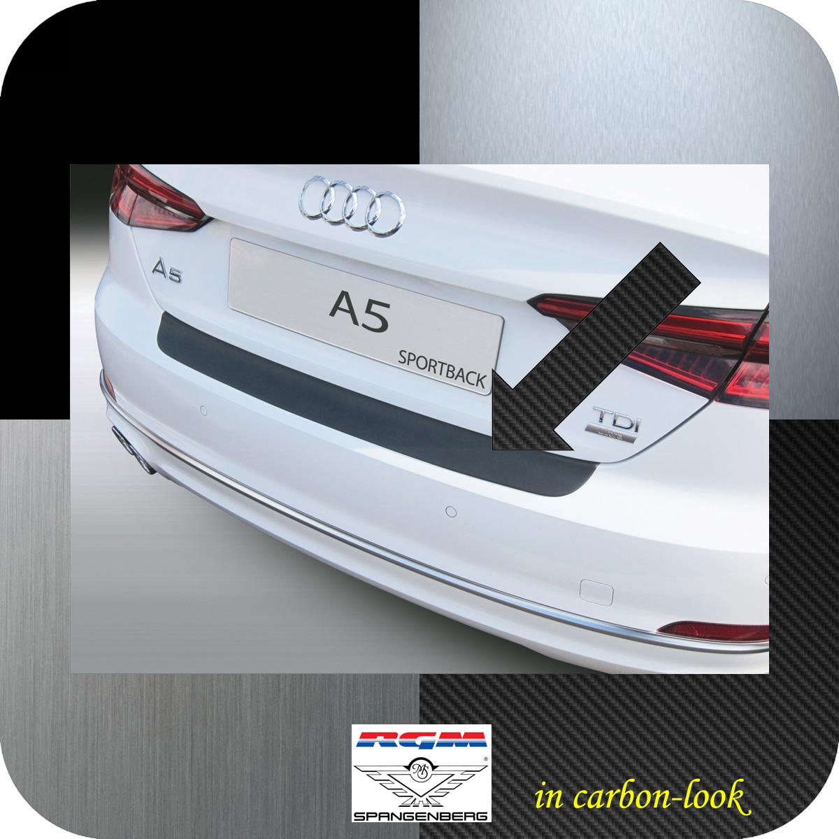 Ladekantenschutz Carbon-Look Audi A5 Coupe 3-Türer ab Baujahr 2016- 3509970