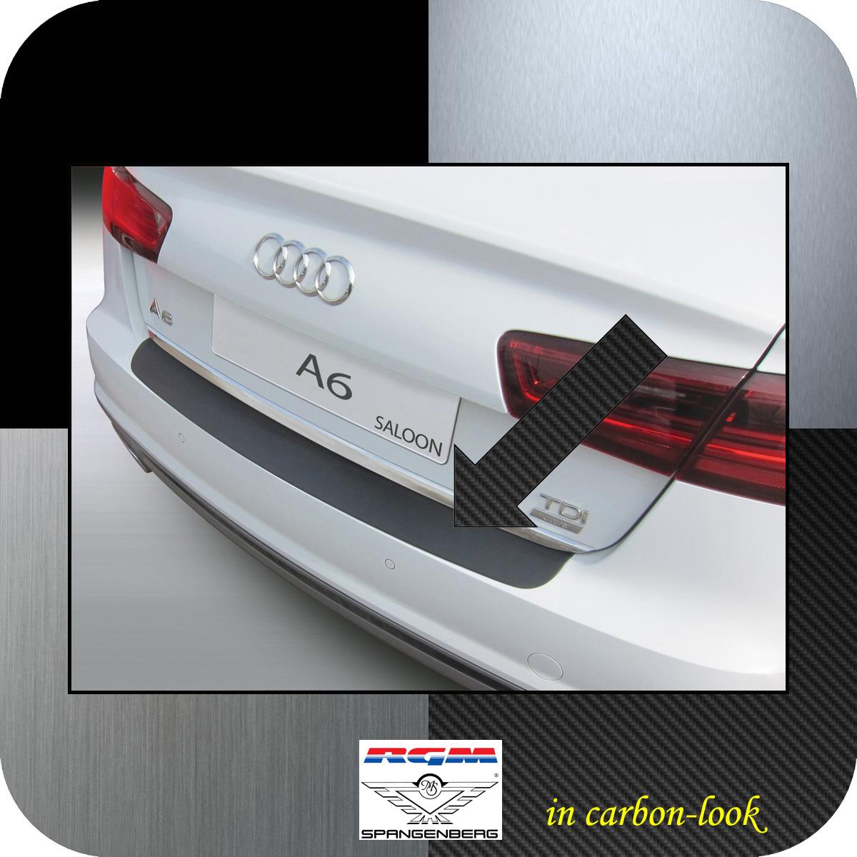 Ladekantenschutz Carbon-Look Audi A6 Limousine C7 Baujahre 1.2011-5.2016 3509989