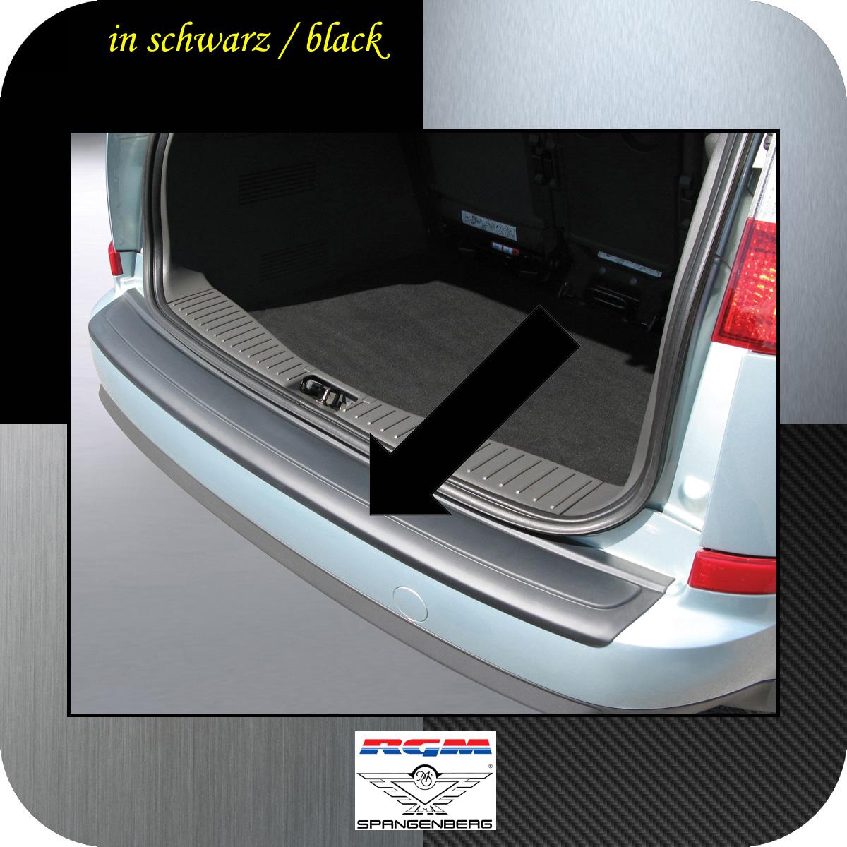 Ladekantenschutz schwarz Ford C-MAX I Van Kombi ab facelift 2007-10 3500175