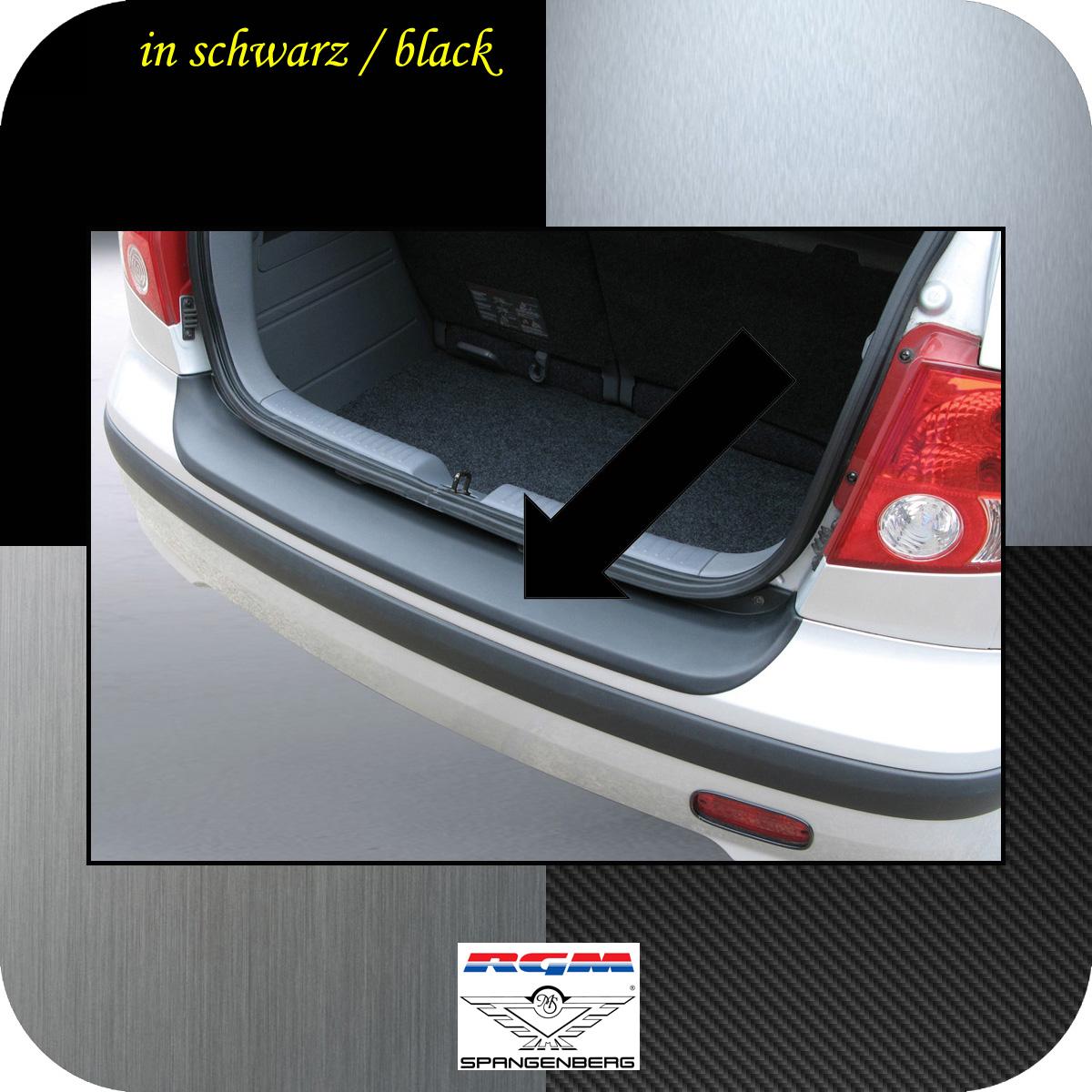 Ladekantenschutz schwarz Hyundai Getz Schrägheck vor Mopf 2002-05 3500211