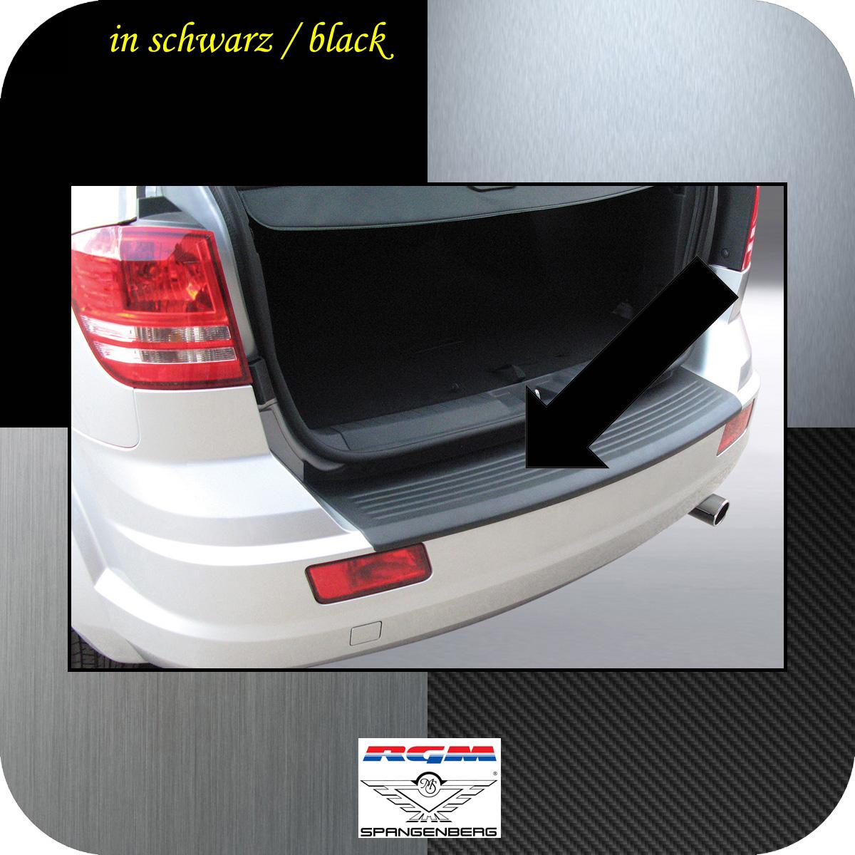 Ladekantenschutz schwarz Dodge Journey SUV vor facelift 2007-2011 3500267