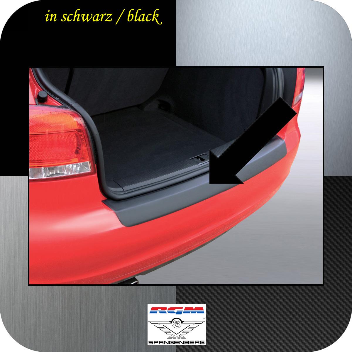 Ladekantenschutz schwarz Audi A3 Schrägheck ab facelift II 2008-2012 3500367