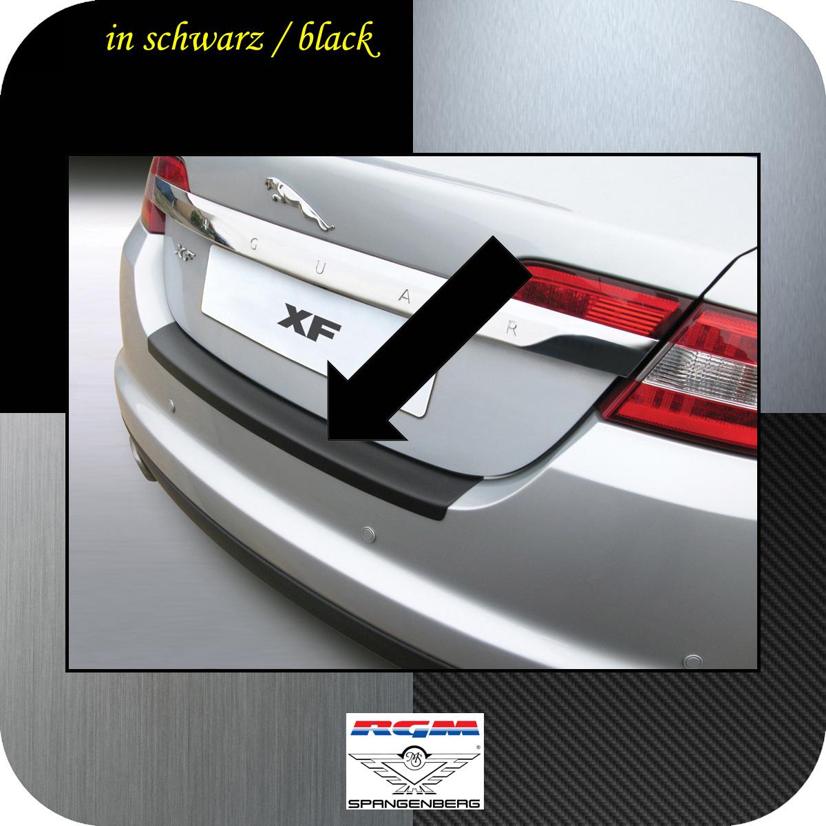 Ladekantenschutz schwarz Jaguar XF I X250 Limousine Baujahre 2008-15 3500392