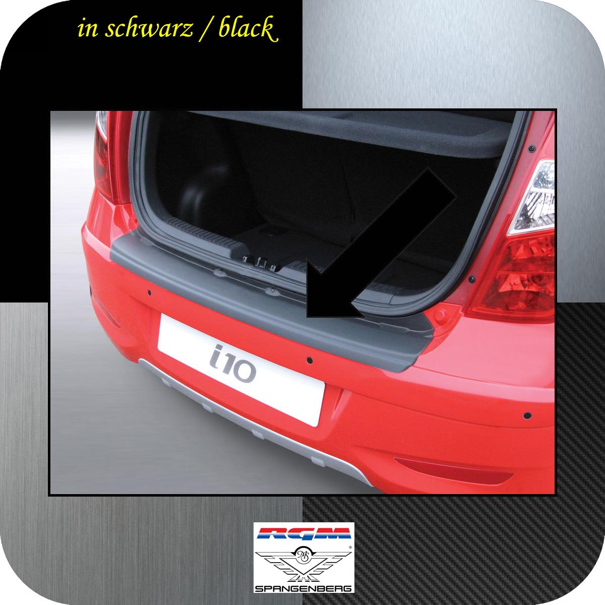 Ladekantenschutz schwarz Hyundai i10 I Schrägheck ab Mopf 2011-2013 3500497