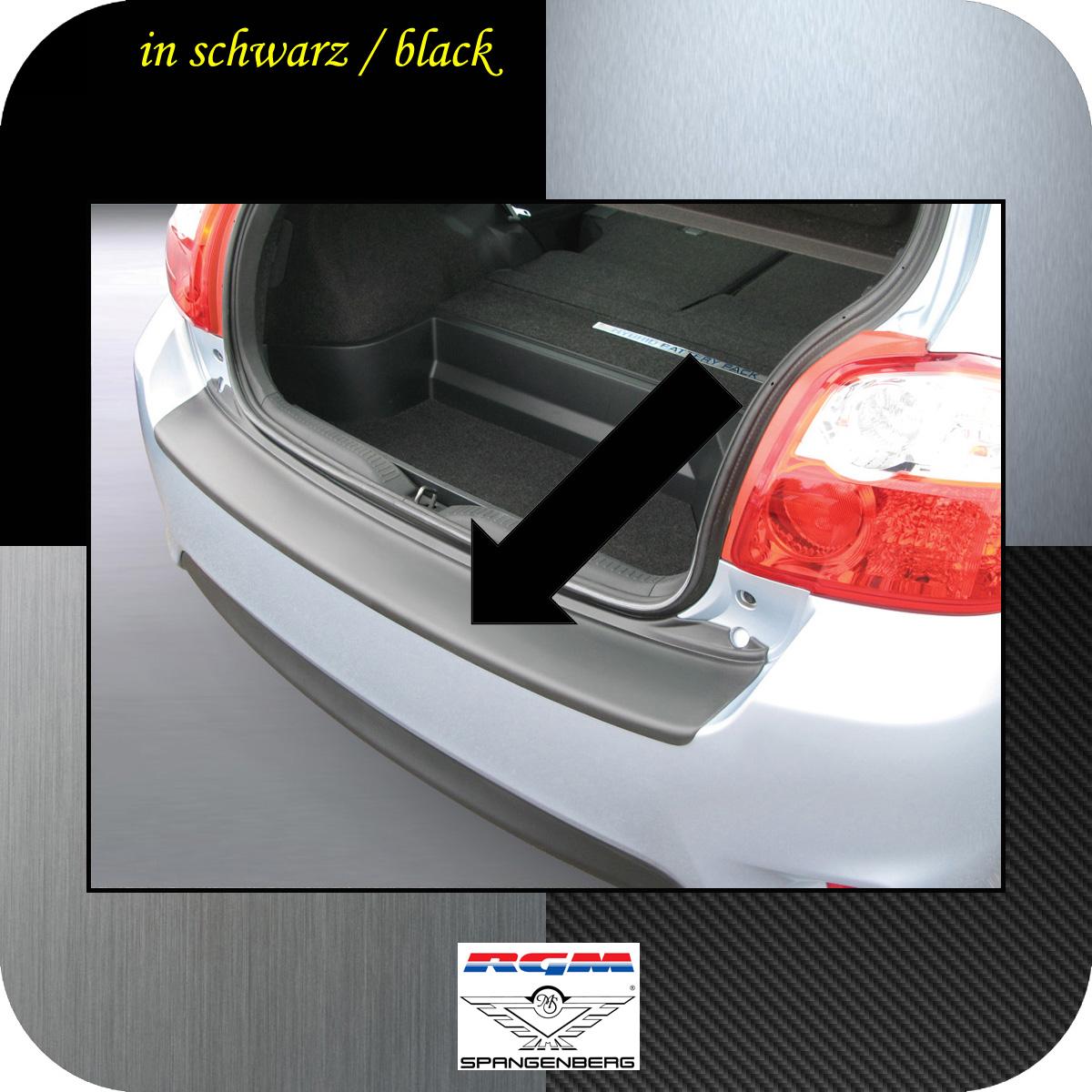 Ladekantenschutz schwarz Toyota Auris I Schrägheck ab Mopf 2010-2012 3500515