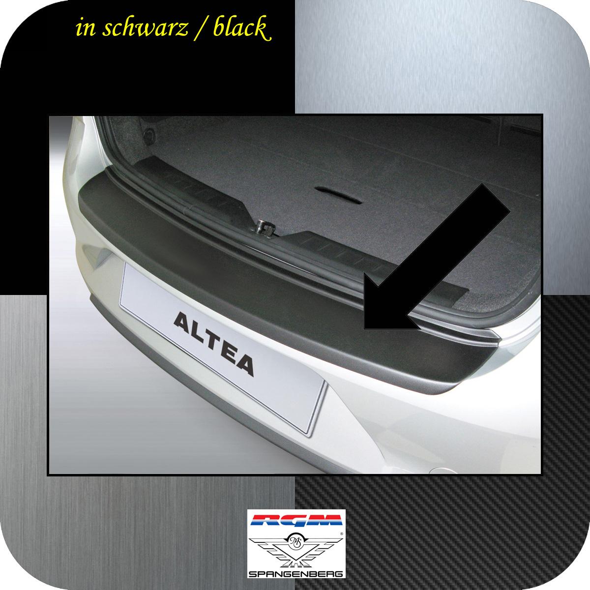 Ladekantenschutz schwarz Seat Altea Van Kombi ab facelift 2009-2015 3500518