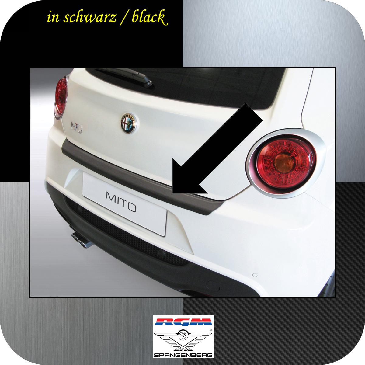 Ladekantenschutz schwarz Alfa Romeo Mito Schrägheck ab Baujahr 2008- 3500546