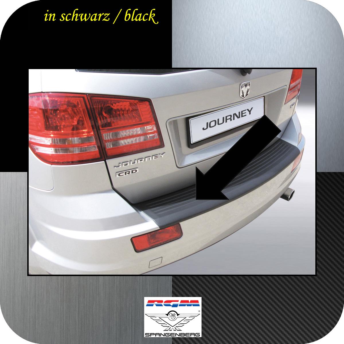 Ladekantenschutz schwarz Dodge Journey SUV ab facelift Baujahr 2011- 3500562