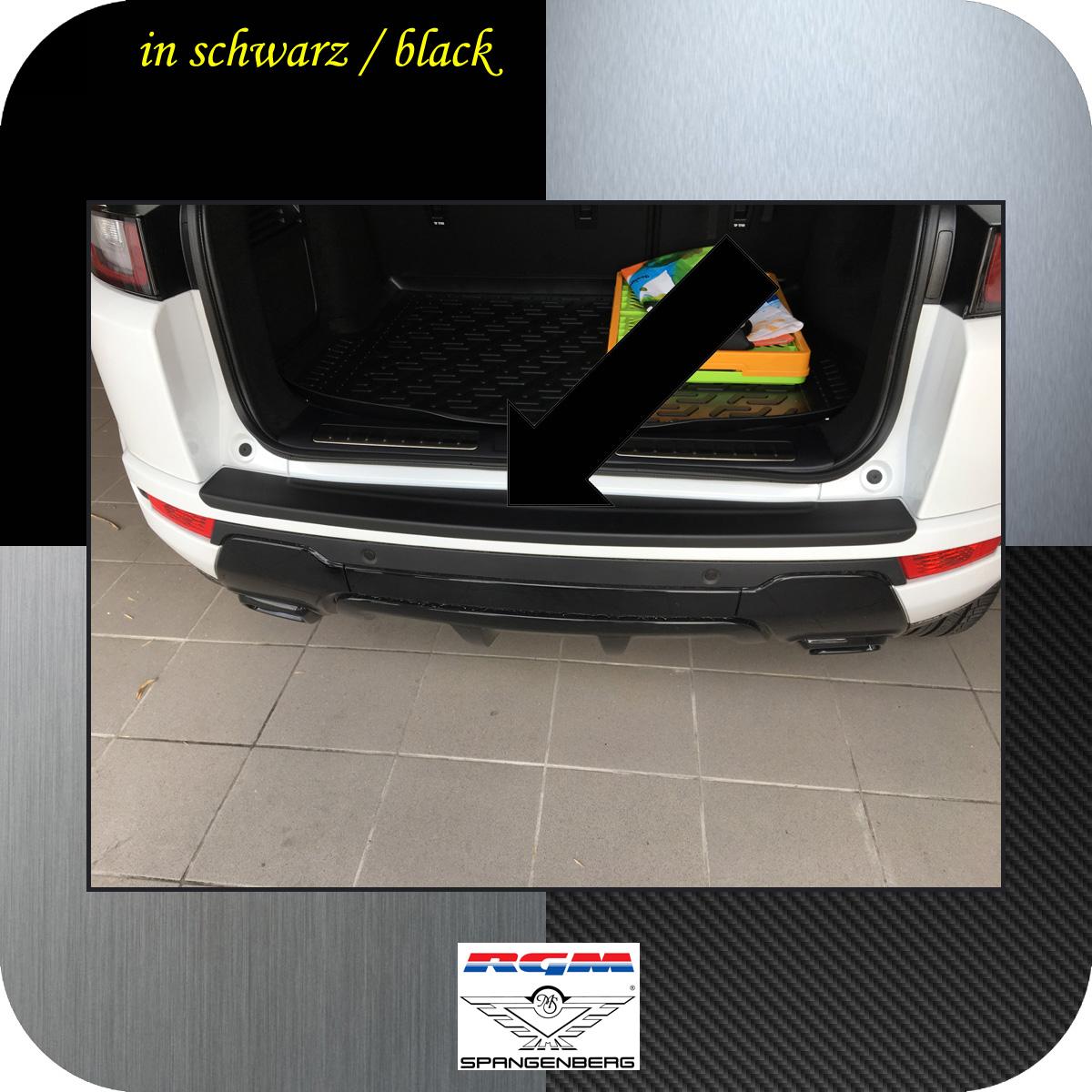 Ladekantenschutz schwarz Land Rover Range Rover Evoque 5-Türer 2011- 3500565