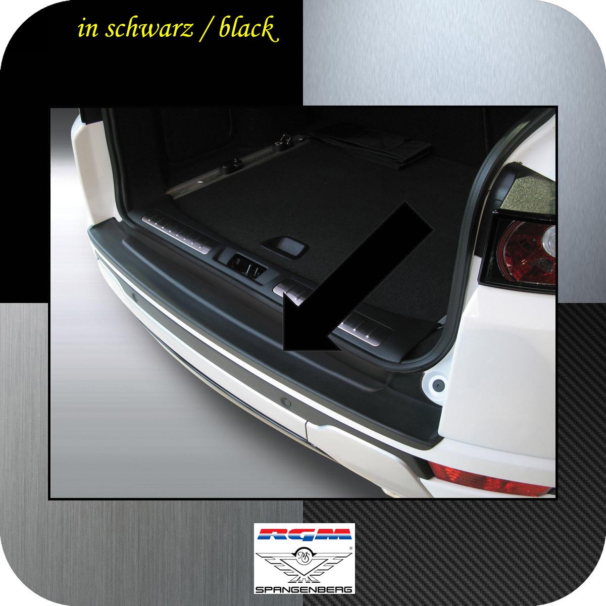 Ladekantenschutz schwarz Land Rover Range Rover Evoque 3-Türer 2011- 3500583