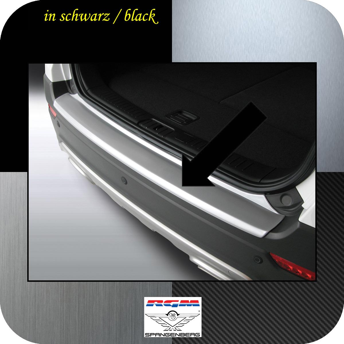Ladekantenschutz schwarz Chevrolet Captiva SUV 4X4 ab facelift 2013- 3500611