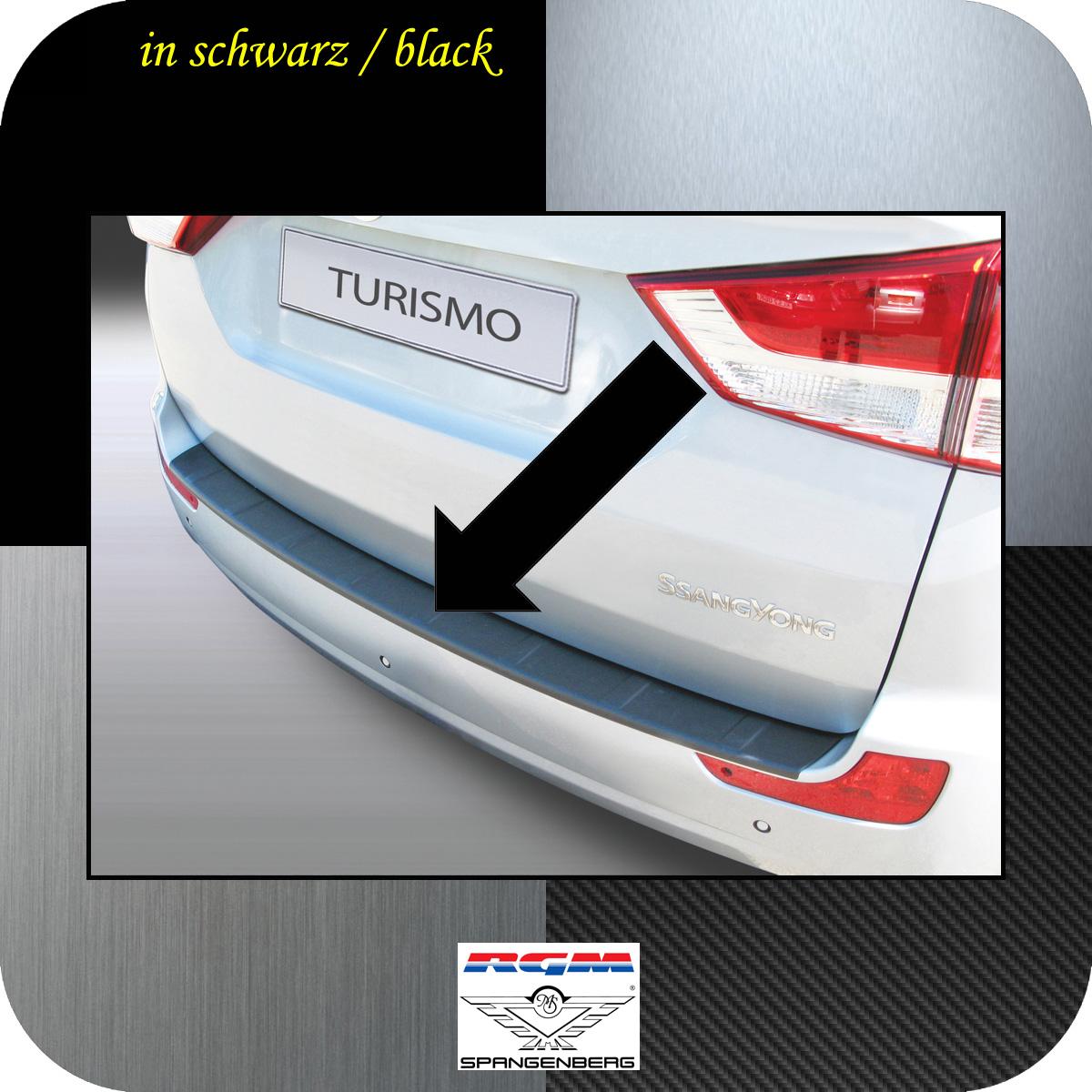 Ladekantenschutz schwarz SsangYong Rodius II Turismo Van ab 2013- 3500615