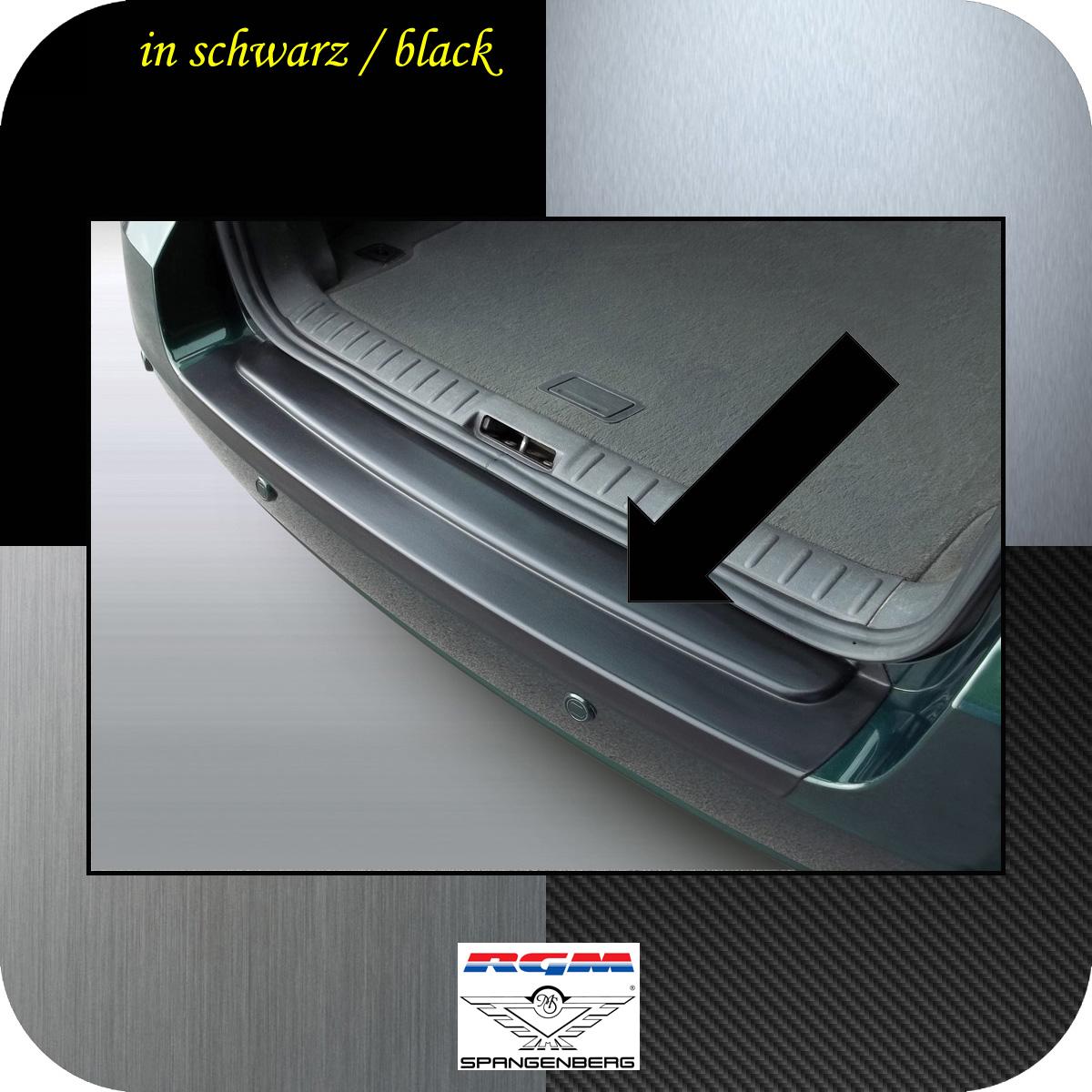 Ladekantenschutz schwarz Rover 75 Tourer Kombi ab facelift 2004- 3500622