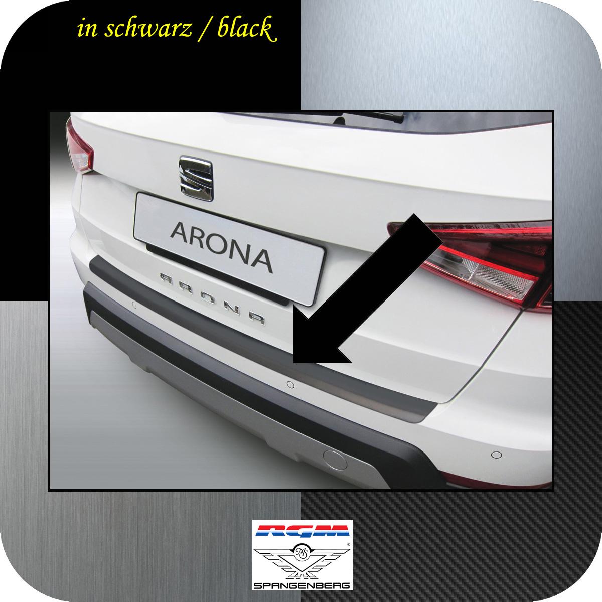 Ladekantenschutz schwarz Seat Arona SUV Crossover ab Baujahr 11.2017- 3500624
