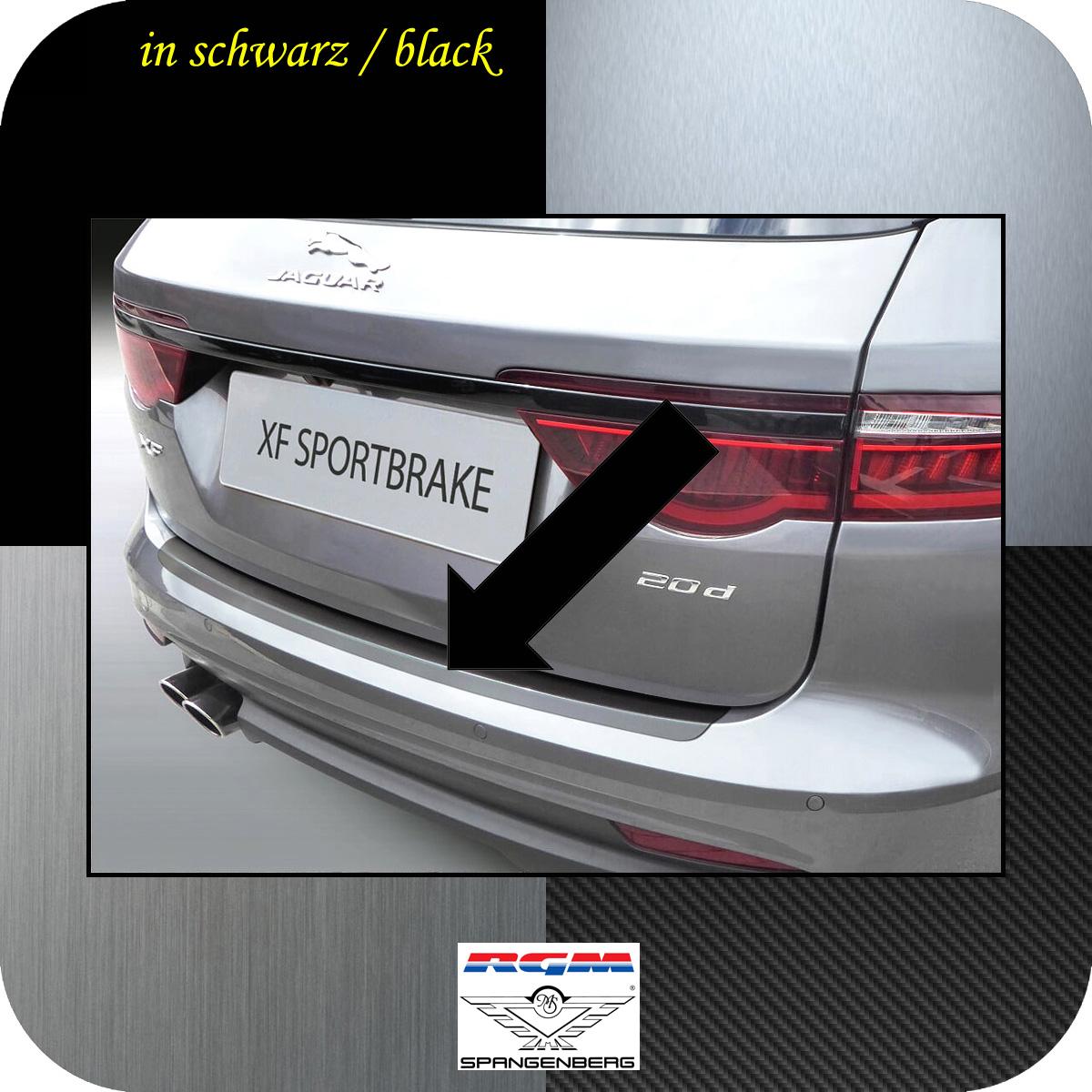 Ladekantenschutz schwarz Jaguar XF Sportbrake Kombi MK2 ab Bj. 07.2017- 3500635