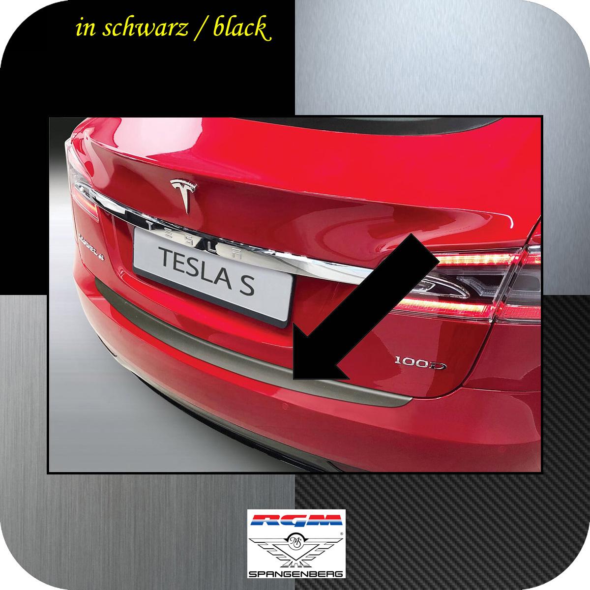 Ladekantenschutz schwarz Tesla Model S ab Baujahr 06.2012- 3500658