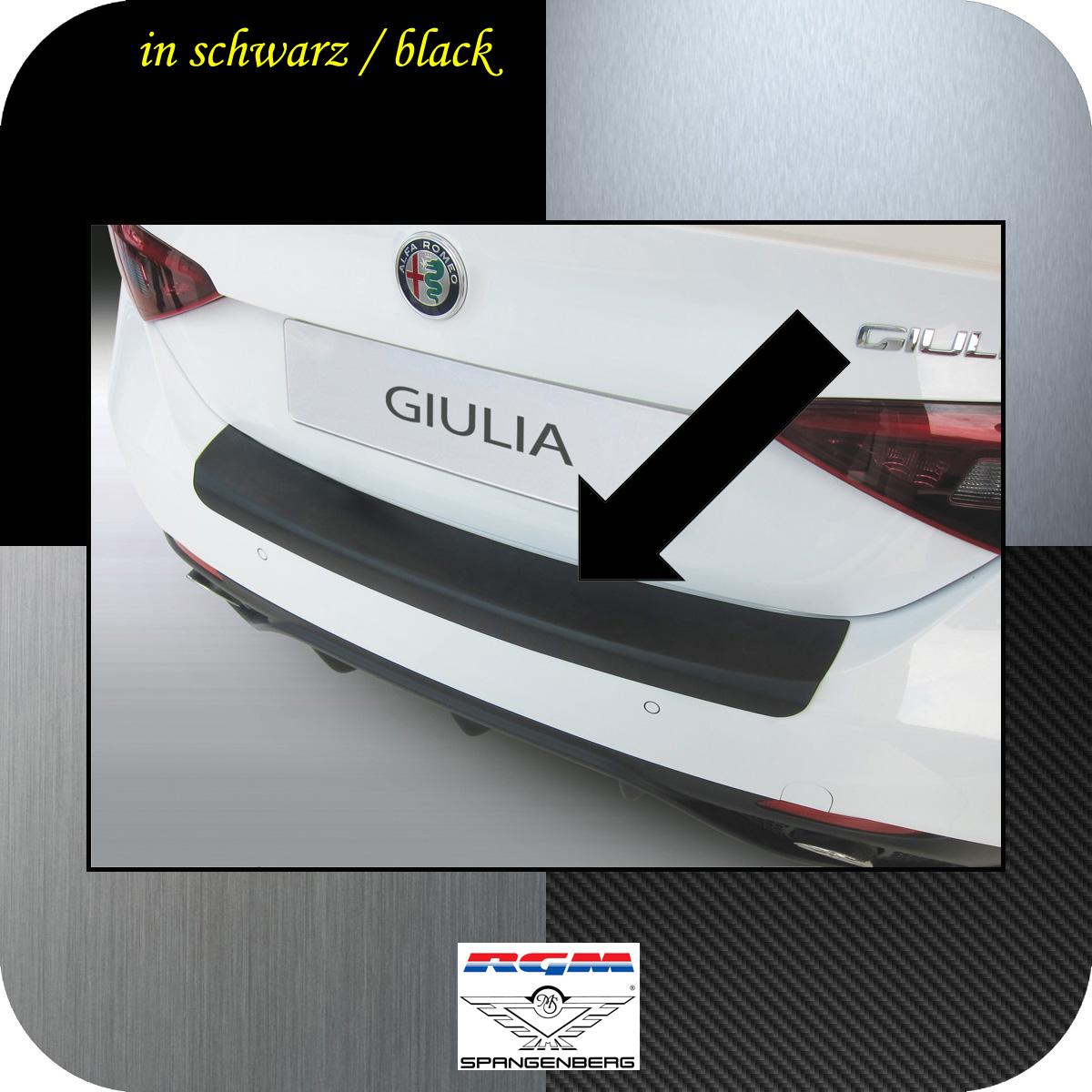 Ladekantenschutz schwarz Alfa Giulia Limousine Typ 952 ab Bj 05.2016- 3500676