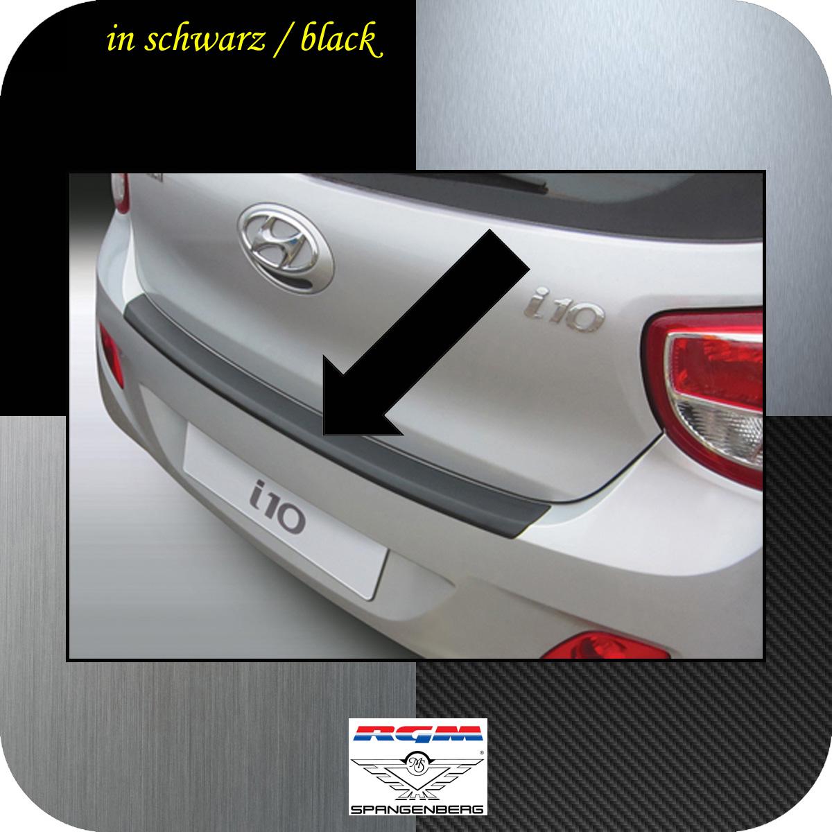 Ladekantenschutz schwarz Hyundai i10 II Schrägheck ab 2013- 3500705
