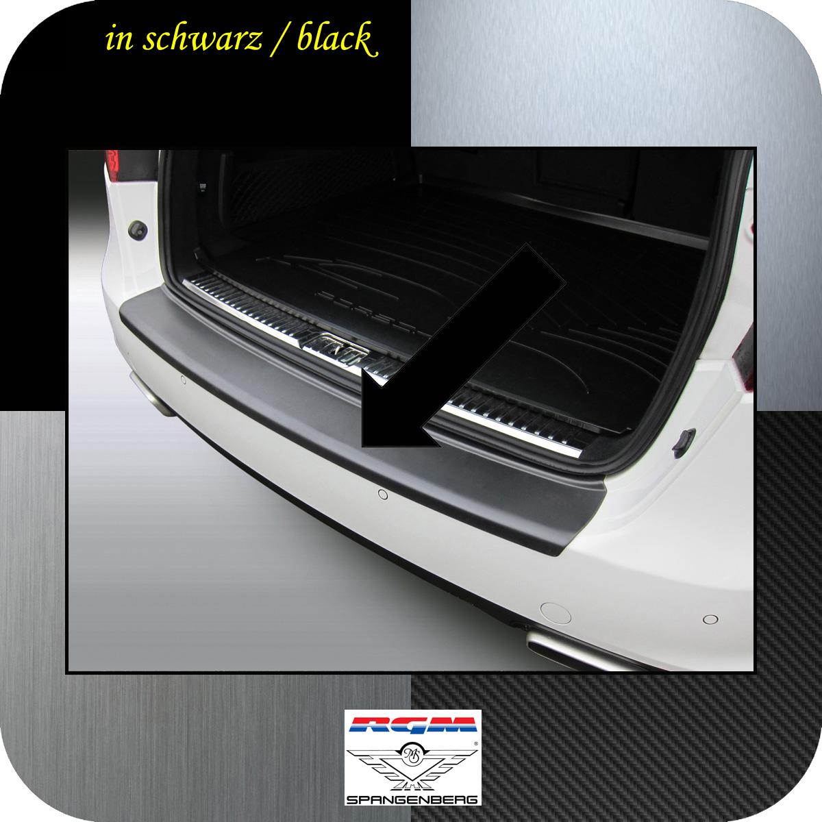 Ladekantenschutz schwarz für Porsche Cayenne SUV vor Mopf 2010-2014 3500755