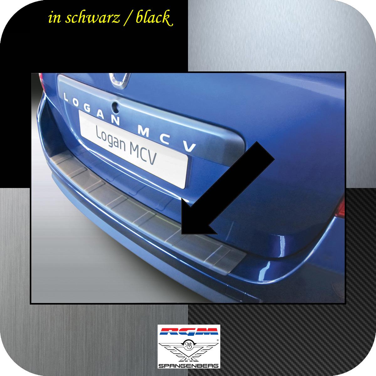 Ladekantenschutz schwarz Dacia Logan MCV II Kombi ab Baujahr 2013- 3500799