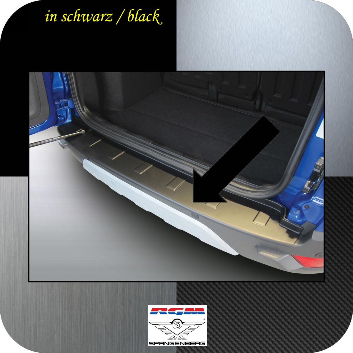 Ladekantenschutz schwarz Ford EcoSport SUV Kombi vor Mopf 2012-17 3500814